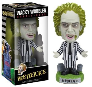 Beetlejuice Wacky Wobbler Funko