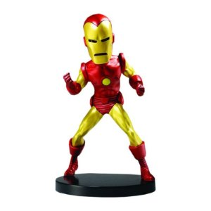 Iron Man Extreme Head Knocker - NECA