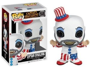 CAPTAIN SPAULDING POP - FUNKO