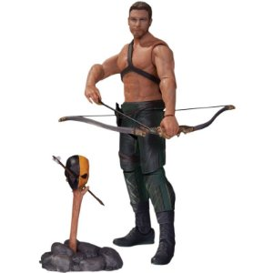 Oliver Queen & Totem - Arrow - DC Collectibles