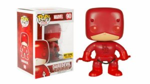 Funko Pop Daredevil ( Demolidor ) Hot Topic