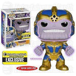 Funko Pop Thanos Exclusive Glows in Dark