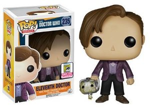 Funko Pop Eleventh Doctor Exclusive SDCC 2015 Pronta Entrega
