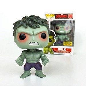 Funko Pop Hulk Hot Topic Exclusive
