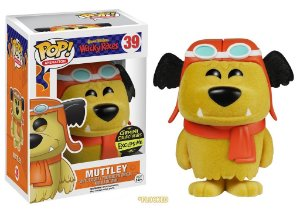 Funko Pop Hanna Barbera Flocked Muttley Pronta Entrega