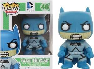 Funko Pop Blackest Night Batman Exclusivo