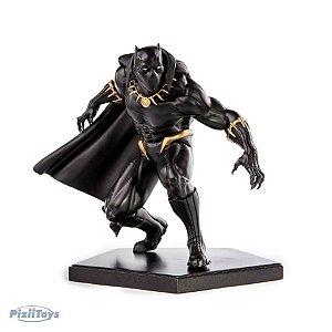 Black Panther 1/10 - Iron Studios  Pantera Negra Pronta entrega