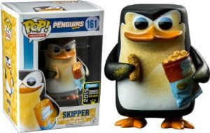 Funko Pop Skipper Exclusivo SDCC Pronta Entrega