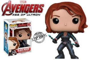 Funko Pop Avengers Age of Ultron Black Widow Pop
