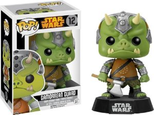 Funko Pop Star Wars Gamorrean Guard Pronta Entrega