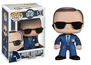 Funko Pop Agents of SHIELD Agent Coulson Pronta Entrega