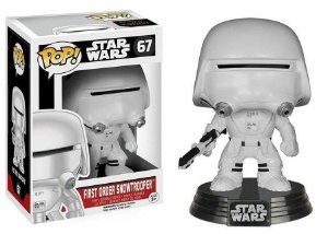 Funko Pop Star Wars Episode VII 1st Order Snowtrooper Pronta Entrega