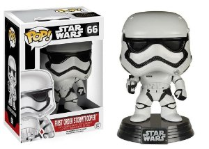 Funko Pop Star Wars Episode VII 1st Order Stormtrooper Pronta Entrega