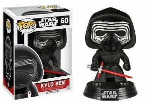 Funko Pop Star Wars Episode VII Kylo Ren Pronta Entrega
