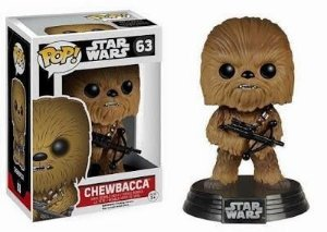 Funko Pop Star Wars Episode VII Chewbacca Pronta Entrega