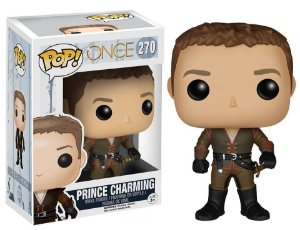Funko Pop Once Upon a Time Prince Charming Pronta Entrega