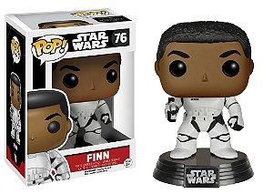 Funko Pop Star Wars Episode VII Finn Exclusive Game Stop Pronta Entrega