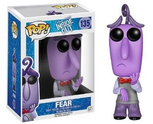 Funko Pop Inside Out Fear