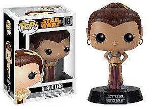 Funko Pop Slave Leia Star Wars