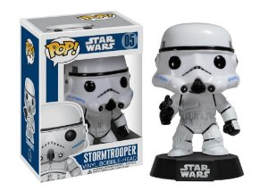 Funko Pop Stormtrooper Satr Wars