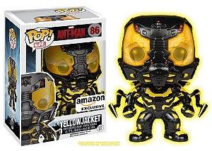 Funko Pop Exclusivo Amazon Ant Man Yellow Jacket