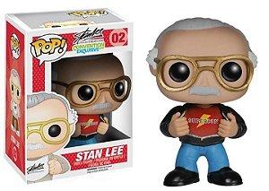 Funko Pop Stan Lee Super Con Exclusivo