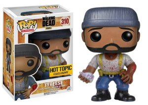 Funko Pop The Walking Dead Tyreese Exclusivo Hot Topic