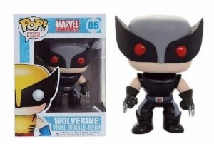 Funko Pop Exclusive Wolverine X-force Hot Topic