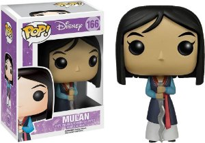 Funko Pop Mulan Disney