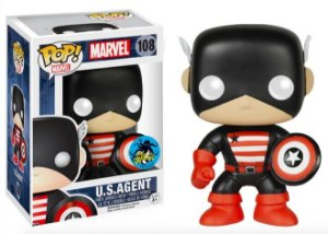 Funko Pop Exclusive Marvel U.S Agent