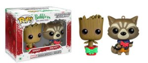 Funko Exclusivo Guardiões da Galáxia Baby Groot