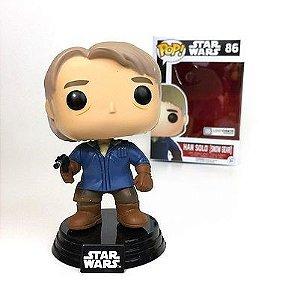 Funko Pop Star Wars Han Solo Exclusive Lootcrate