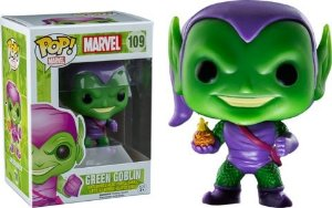 Funko Pop Green Globin Duende Verde Exclusivo Marvel