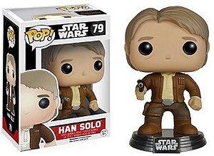 Funko Pop Episode VII Star Wars Han Solo