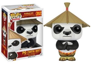 Funko Pop Kung Fu Panda PO With Hat