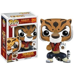 Funko Pop Kung Fu Panda Tigresa
