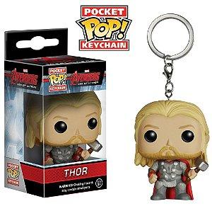 Funko Pocket Chaveiro Thor Avangers Vingadores Pronta Entrega