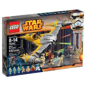 Lego 75092 Star Wars - Caça Estrelar De Naboo