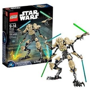 Star Wars Lego 75112 General Grievous