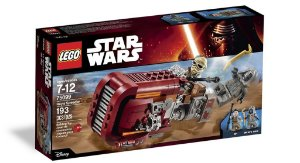 Lego Star Wars - 75099 - Speeder Da Rey Episode VII