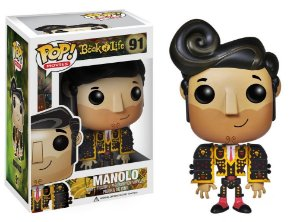 Funko Pop Manolo Book Of Life