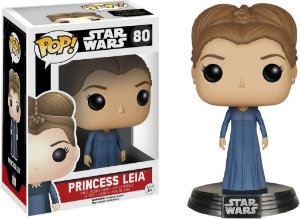 Funko Pop Star Wars Princesa Leia Episdio VII