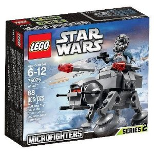 Lego At-at Microfighters Star Wars 75075