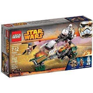 Lego Star Wars 75090 Ezra's Speeder Bike - 253 Peças
