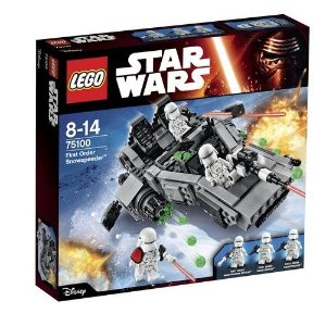 Lego Star Wars: The Force Awakens (episode VII ) Cod 75100 Wolf 2
