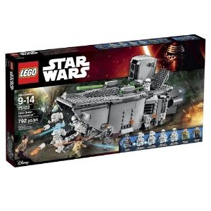Lego Star Wars 75103 Star Wars First Order Transporter