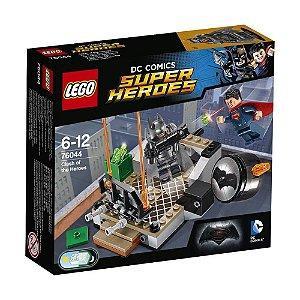 Lego 76044 Super Heroes Confronto De Heróis Batman VS Superman