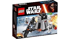 Lego 75132 Star Wars Pack De Combate Da Primeira Ordem