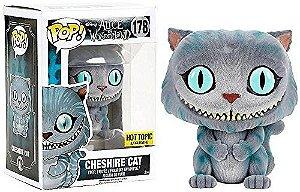 Funko Pop Cheshire Cat Flocked Exclusivo Hot Topic