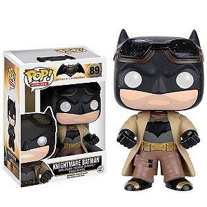 Funko Pop Knightmare Batman , batman vs superman